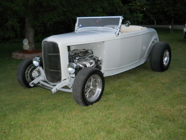 1932 Ford Roadster High Boy Streetrod