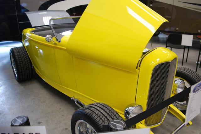 1932 Ford Convertible Street Rod