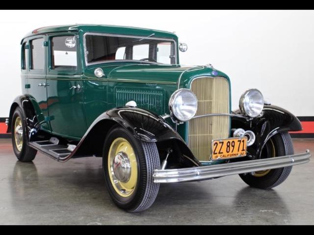 1932 Ford Other Double Suicide Coach Built