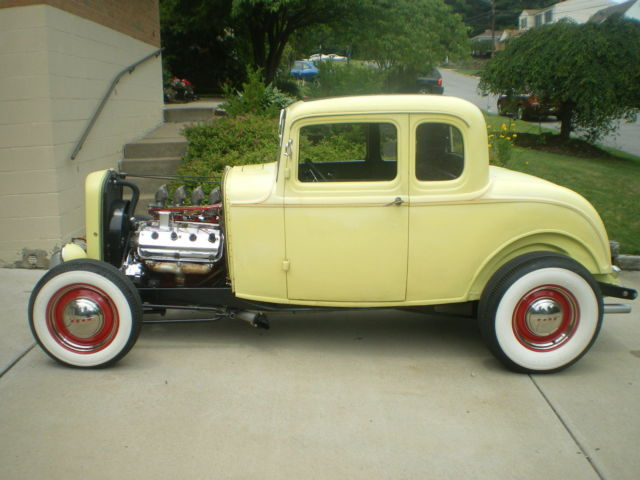 1932 ford steel 5 window coupe not chopped nostalgia for 1932 5 window ford coupe