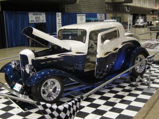 1932 Ford  Other - 3 Window Coupe