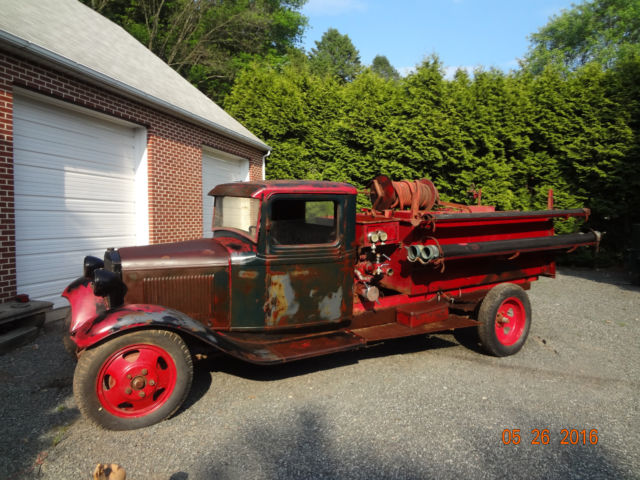 1932 Ford Other American LaFrance