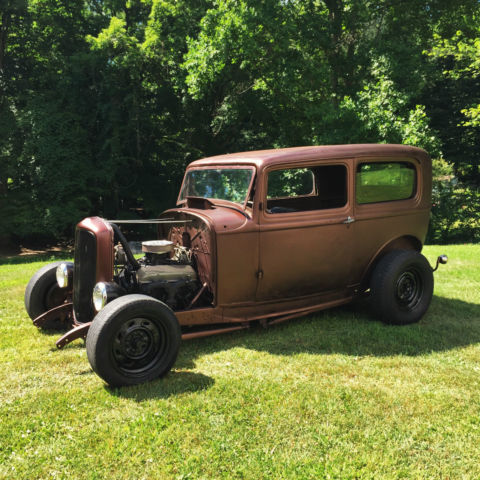 1932 Ford MODEL B STEEL HOT RAT STREET ROD