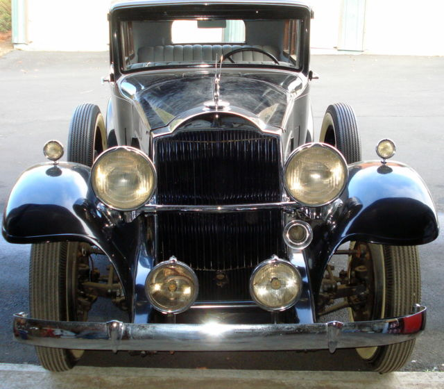 1932 Packard 901 SERIES 1     129 WHEELBASE