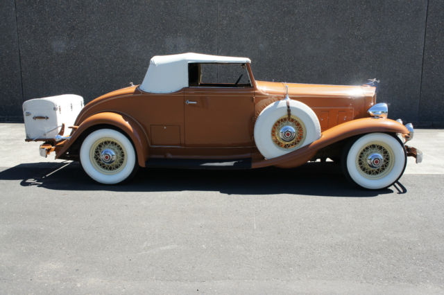 1932 Packard 900 Series Coupe  Roadster For Sale  Photos