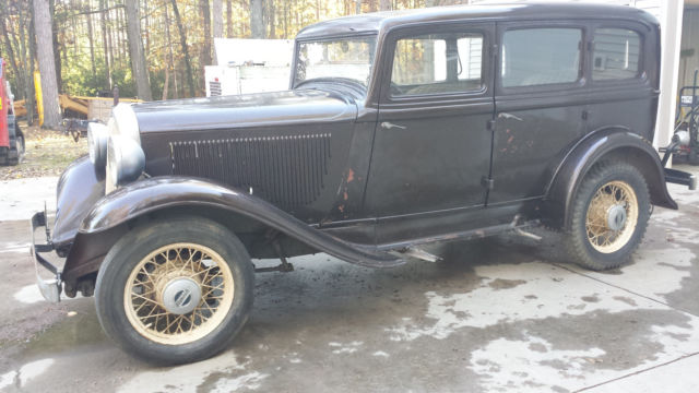 1932 Plymouth Other