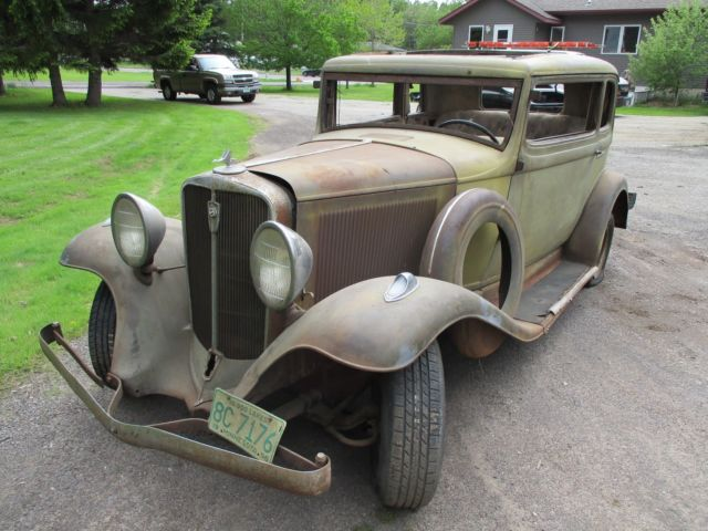 1932 Studebaker Six Model 55