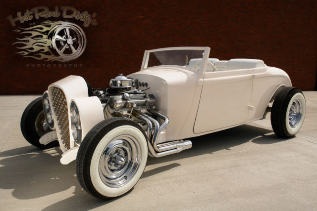 1933 Plymouth Hot Rod Roadster Coupe Chopped Plymouth Hotrod