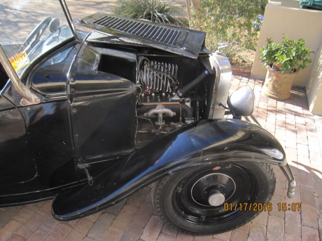 1933 American Austin Roadster Garage Find Bantam Hot Rod
