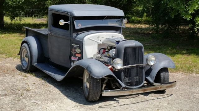 1933 Ford Other Pickups Model B Rat Rod