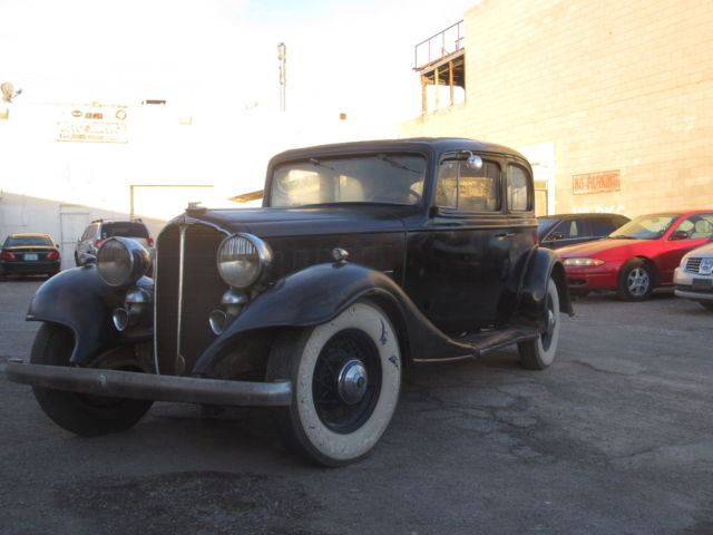1933 Buick Other 80 Series, model 86