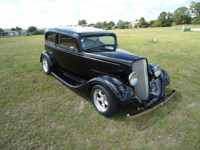 1933 chevrolet 2 door sedan street rod for sale photos for 1934 chevrolet 2 door sedan