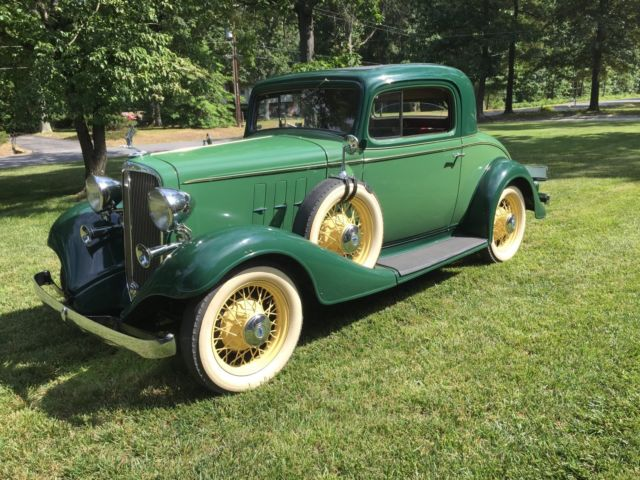 1933 Chevrolet Other Eagle Coupe