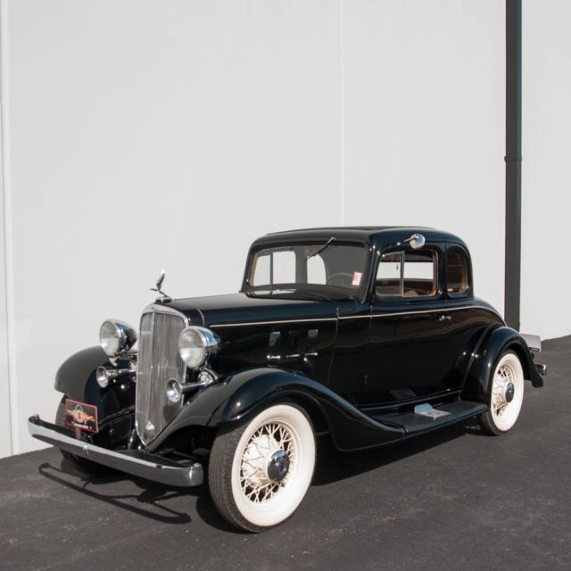 1933 Chevrolet Other Five-Window Master Sedan