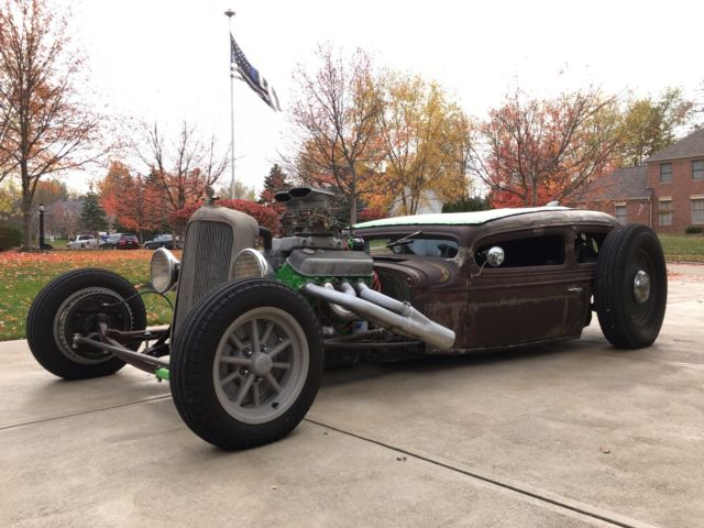 1933 Chevrolet Master Rat Rod