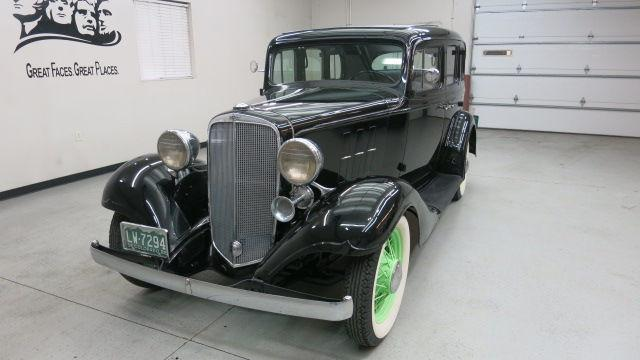 1933 Chevrolet Other Master