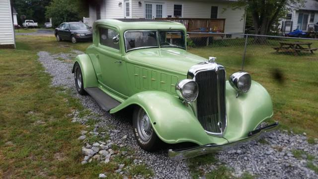 1933 Ford chrysler
