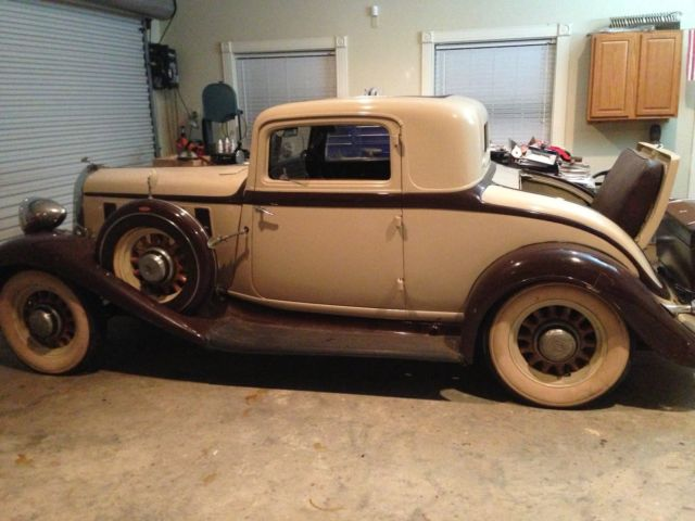 1933 Chrysler Imperial CT80