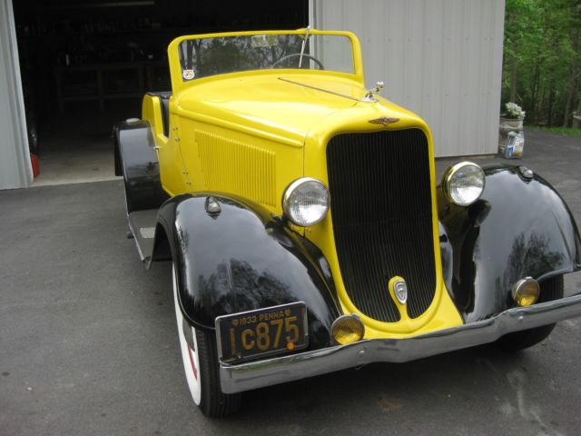 1933 Dodge Other Convertible