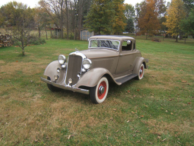 1933 Dodge Other Rumble seat coupe