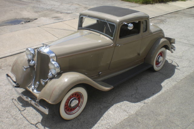 1933 Dodge Rumble Seat Coupe