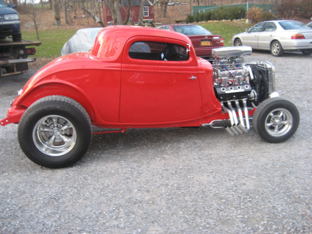 1933 ford 3 window coupe hot rod street rod hemi car for for 1933 3 window coupe for sale