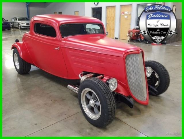 1933 ford 3 window coupe street rod 350 v8 700r4 automatic for 1933 ford three window coupe for sale
