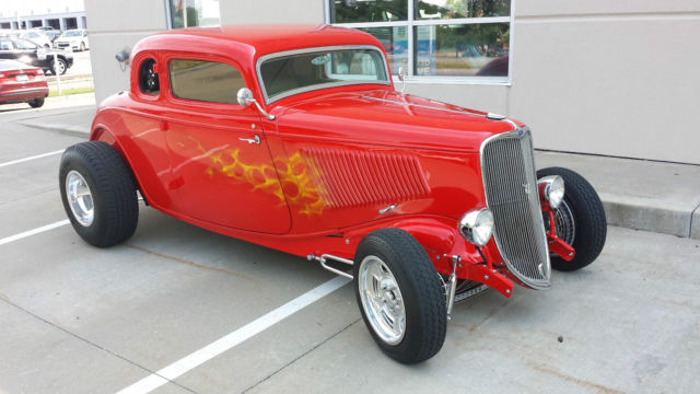 1933 Ford Other 5 WINDOW COUPE
