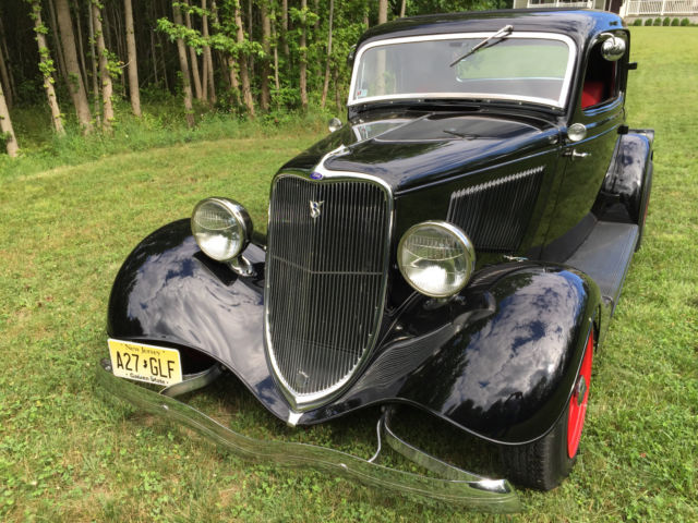 1933 Ford 3 window coupe 3 WINDOW COUPE