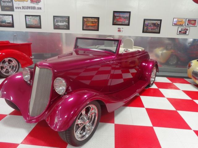 1933 Ford Other Cabriolet