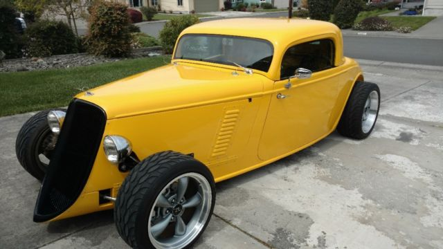 1933 Ford Factory Five Hotrod Custom