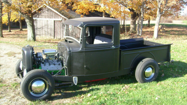 1933 Ford Other Pickups model B pickup
