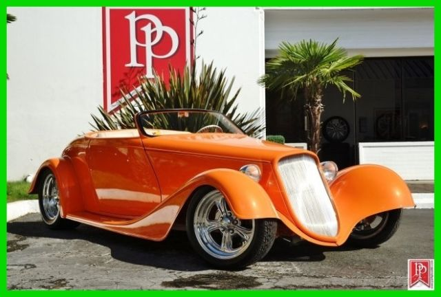 1933 Ford Other Re-Creation