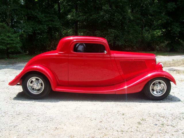1933 Ford Other Three Window Coupe