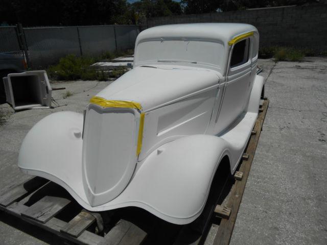 Street Beast  Ford Kit Car