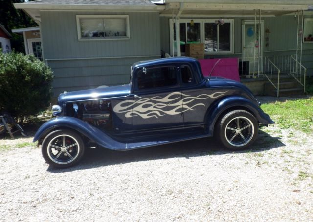 1933 Plymouth 5 Window Coupe Project Car Muscle Car Hot Rod Classic