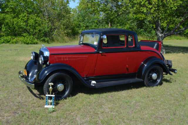1933 Other Makes 1933 PLYMOUTH