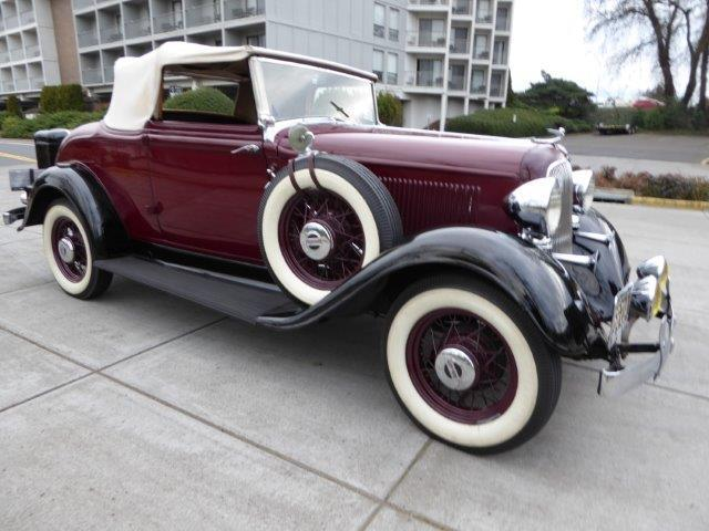 1933 Plymouth Other PD Roadster Convertible with Rumble Seat