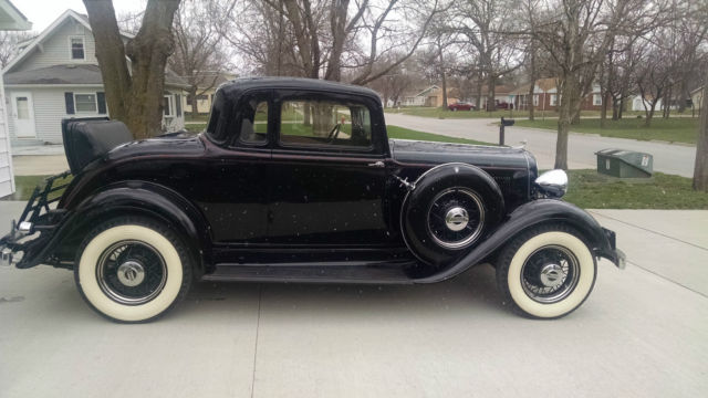 1933 Plymouth Other Plymouth PD Rumble Seat Coupe