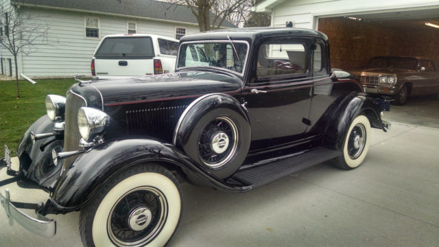 1933 plymouth pd rumble seat coupe dodge chevy ford for 1933 dodge 5 window coupe