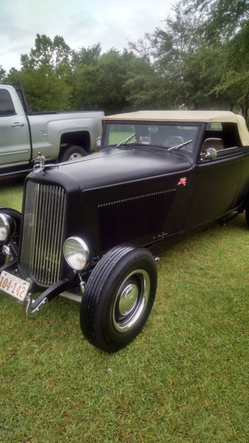 1933 Plymouth Other roadster, convertible, highboy, not a ford