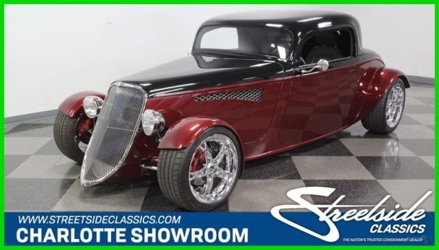 1933 Ford 3-Window Roadster