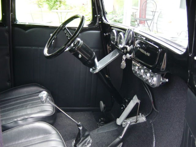 Willys Original Steel Coupe With Hemi Hot Rodstreet Rod Amp Gasser