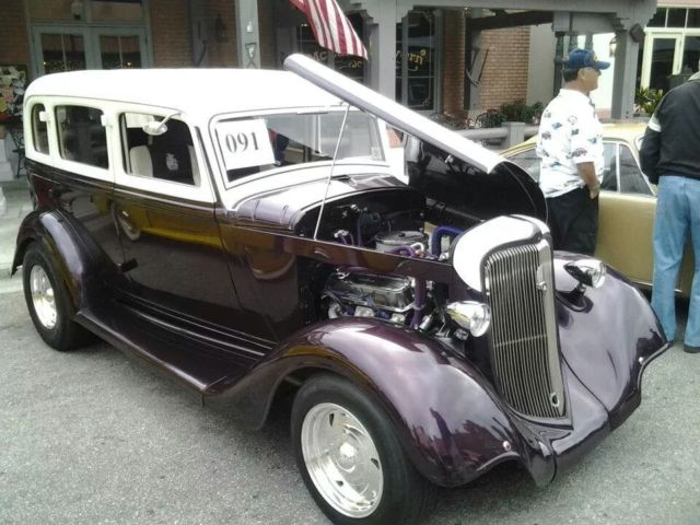 1934 Plymouth Sedan Street Rod