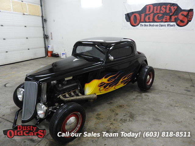 1934 Ford Other Runs Drives Body Inter Vgood Pro Build 454V8