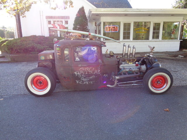 1934 Buick Other 5-Window Coupe Ratrod