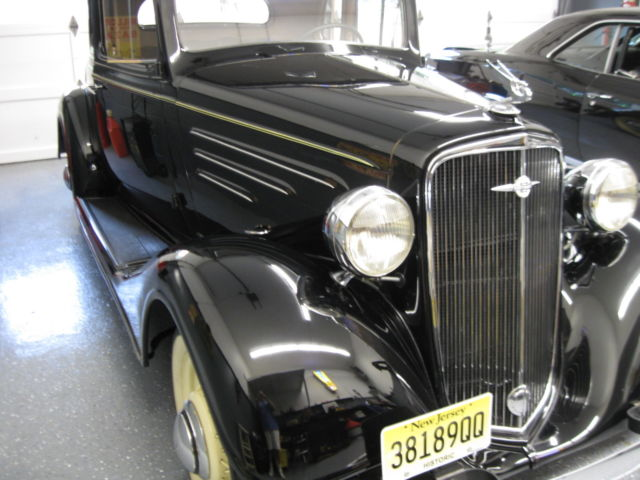 1934 chevrolet Master 5 window coupe for sale: photos