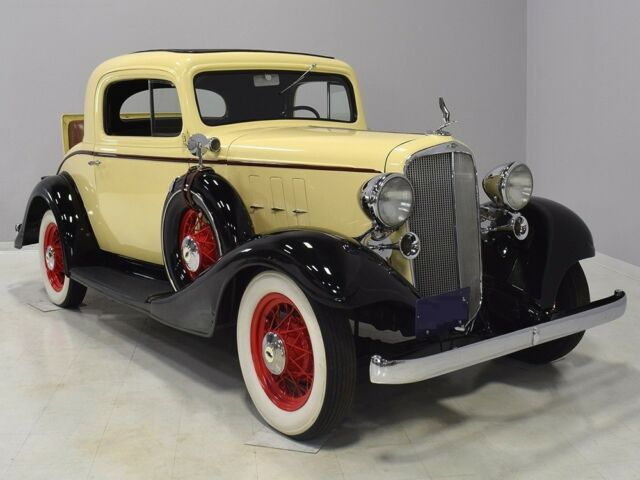 1934 Chevrolet Master Eagle for sale: photos, technical