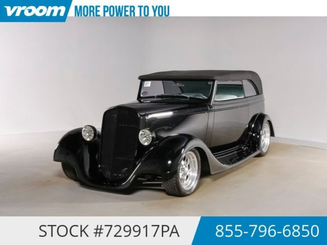 1934 Chevrolet Other Certified 1934 350 LOW MILES AM/FM CD PLAYER