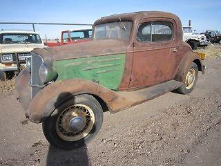 1934 Chevrolet Standard 2 Door Coupe For Sale Photos Technical
